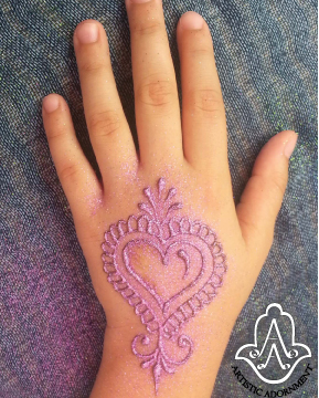 How to price your designs artistic adornment for How much does a henna tattoo cost
