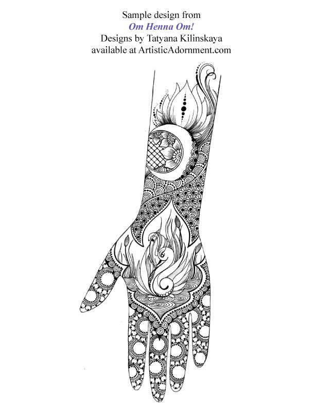Henna Supplies – Page 2 – Artistic Adornment